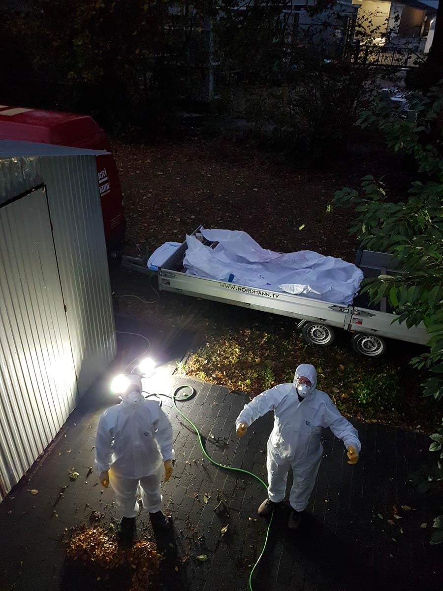 Asbestsanierung   Zimmerei Nordmann GmbH